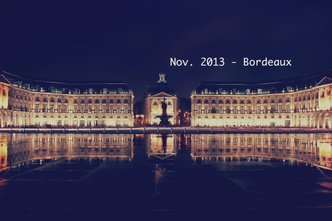 Bordeaux NOv