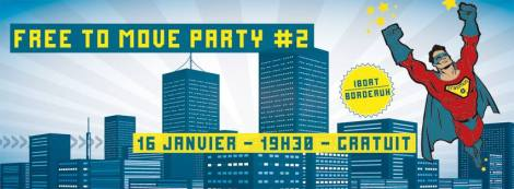 Free To Move Party #2
