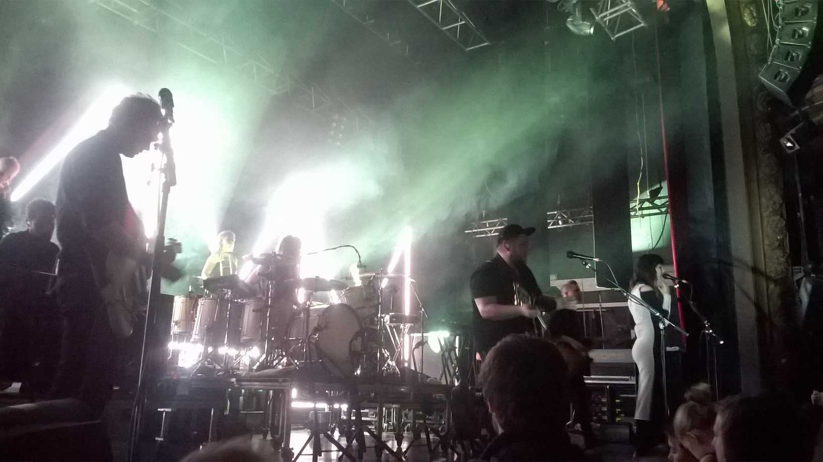 Of Monsters and Men Trianon