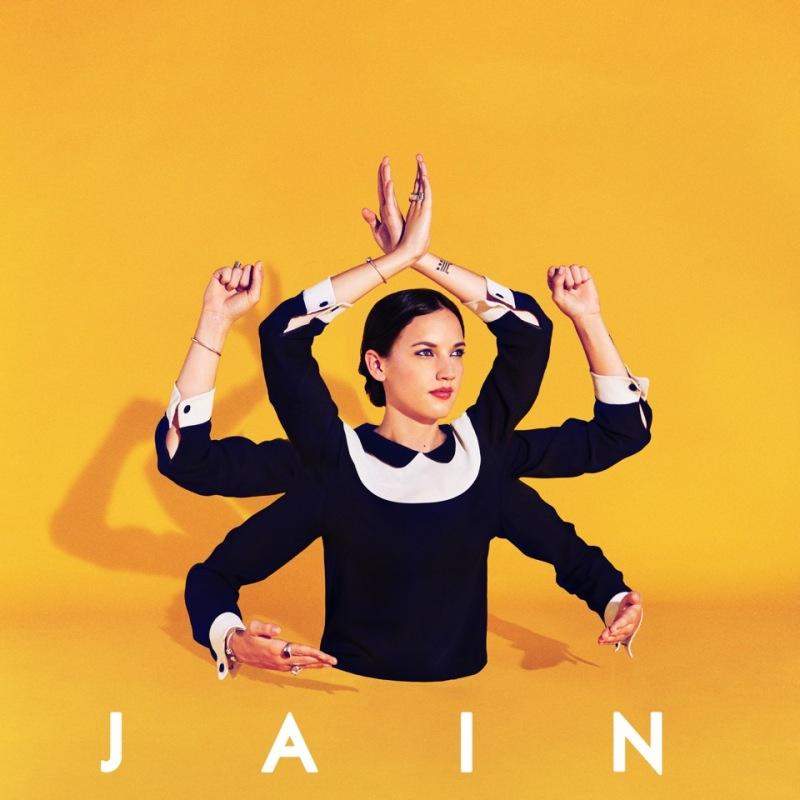 cover album JAIN