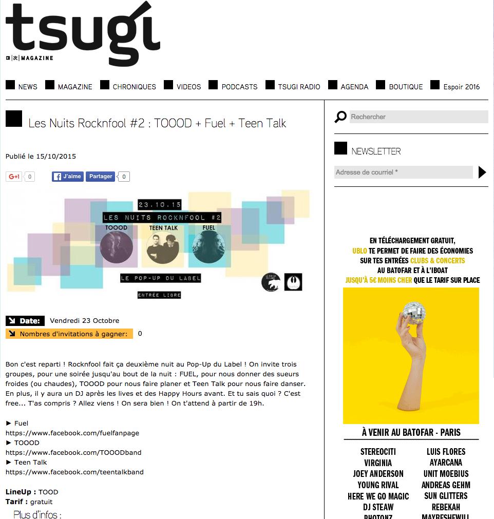 Tsugi