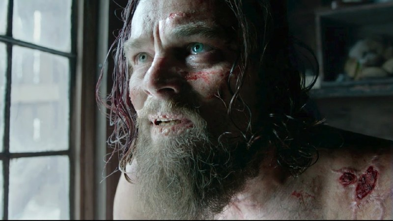 The revenant dicaprio